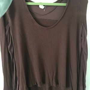 Free people thermal!!! Only worn once